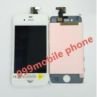 หน้าจอ ไอโฟน iPhone 4G +ทัชสกรีน  (AAA) ขาว