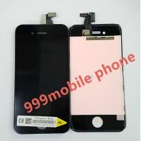 หน้าจอ ไอโฟน iPhone 4G +ทัชสกรีน  (AAA) ดำ