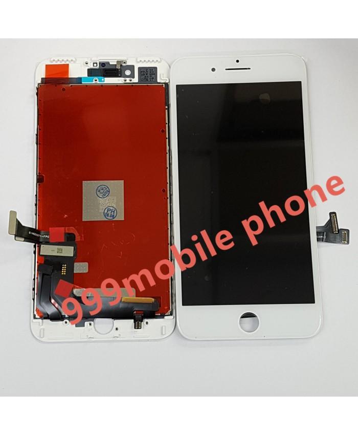 หน้าจอ ไอโฟน iPhone 7PLUS +ทัชสกรีน  (AAA) ขาว