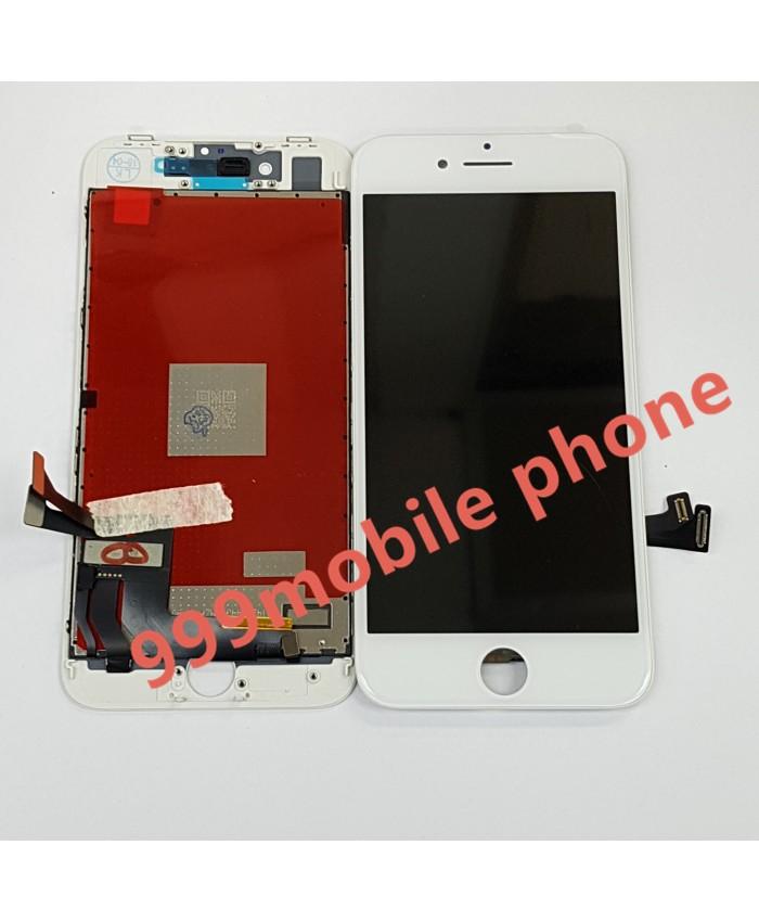 หน้าจอ ไอโฟน iPhone 8G +ทัชสกรีน (AAA) ขาว