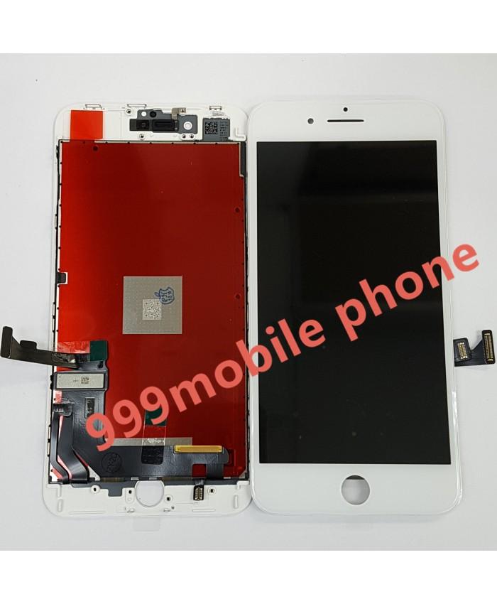 หน้าจอ ไอโฟน iPhone 8PLUS +ทัชสกรีน  (AAA) ขาว